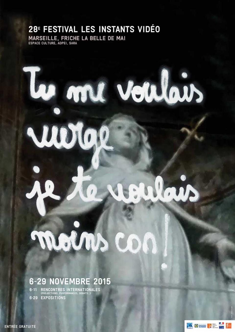 28 Festival Les Instants Vidéo – (M)edito