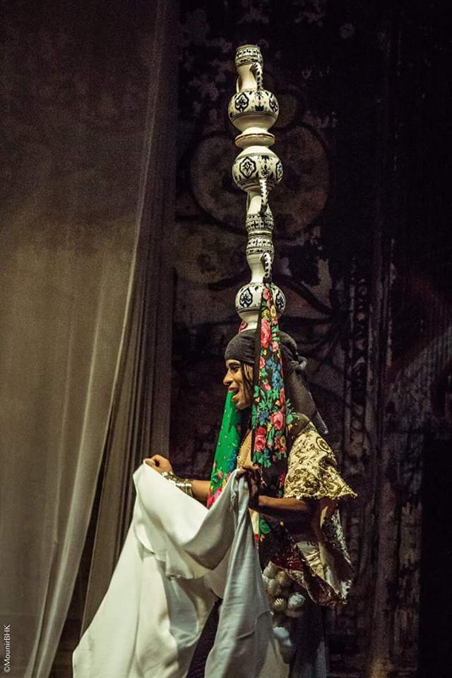 Ouled Jellaba, sur les traces de ses pas, je danse.../ Rochdi Belgasmi (Tunisie)