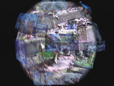 Media cage de Kentaro Taki (Japon, 2001)