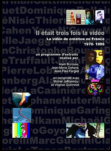 Il était 3 fois la vidéo - Alain Burosse, Jean-Marie Duhard, Jean-paul Fargier