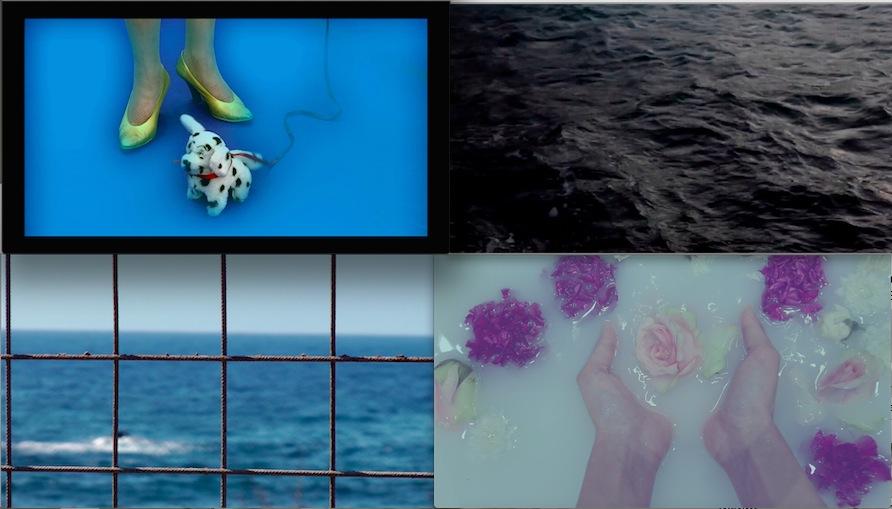 Carla / Guido'Lu (Belgium) Notturno / Fatima Fianchi (ItalY/France) Mare Mediterraneum / Beate Hecher & Markus Keim (Austria) I am Vertical / Hamda Al Qassimi (UAE)