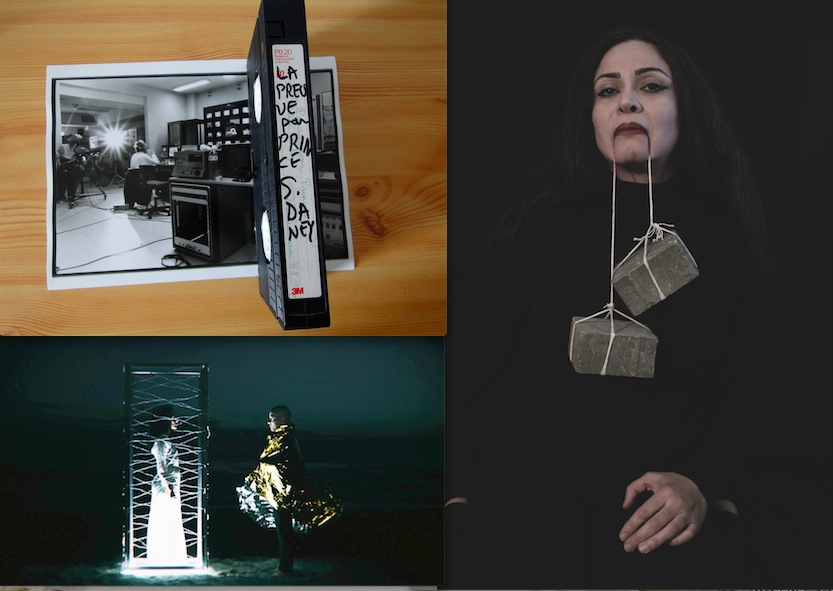 La preuve par Prince / Serge Daney (France) The Cage / Marcantonio Lunardi (Italy) Pardon / khadija baker (Syria/Canada)