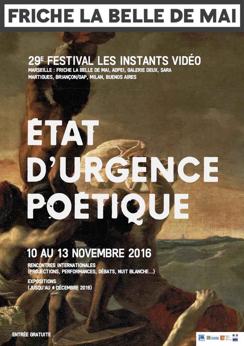 29th Festival Les Instants Vidéo (2016)