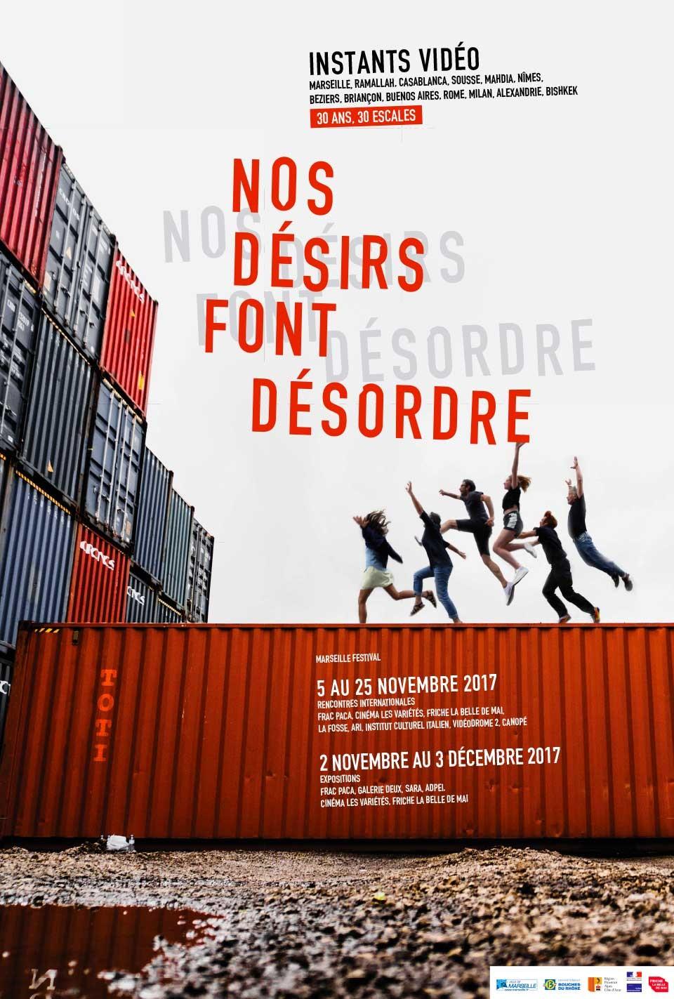 Festival au jour le jour à Marseille
