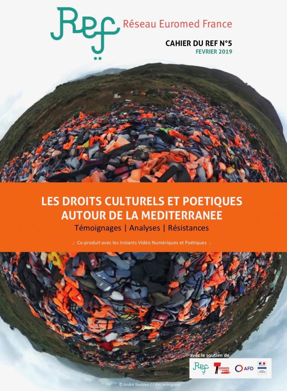 « Les droits culturels et poétiques autour de la méditerranée »