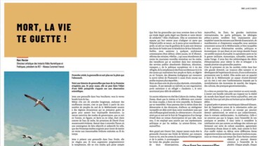 Texte – Cahier du REF n°6